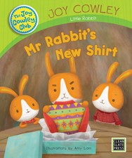 Mr Rabbit's New Shirt