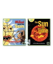 Māui and the Sun/The Sun and Time_NZ