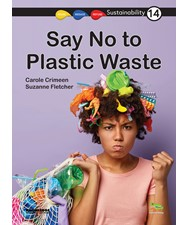 14. Say No to Plastic Waste