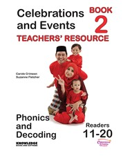 Celebrations and Events Books 11–20 Teachers' Resou...