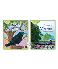 Raven and Star Fruit Tree/Voyage to Vietnam