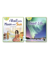 A Visit with Moon and Sun/Inuit Life_Inuit/Arctic