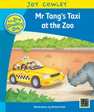 Mr Tang's Taxi at the Zoo