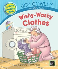 Wishy-Washy Clothes