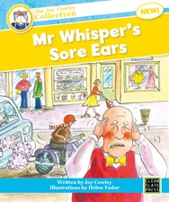 Mr Whisper's Sore Ears