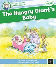 The Hungry Giant's Baby