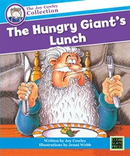 The Hungry Giant's Lunch